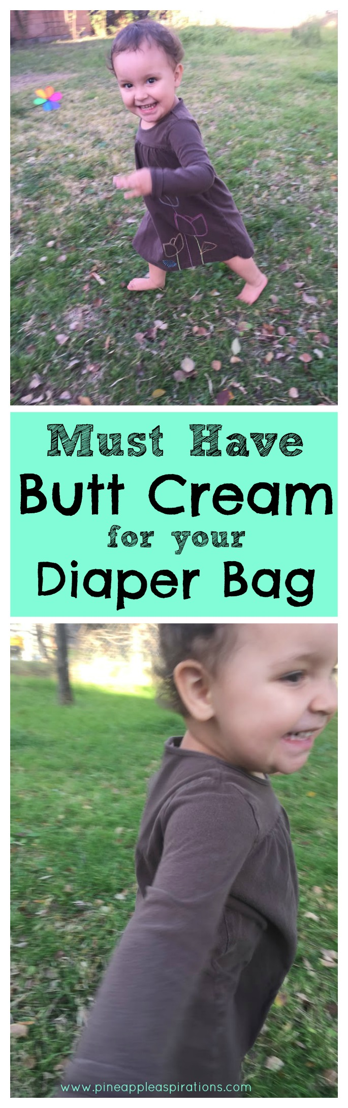 Must Have Butt Cream for your Diaper Bag
