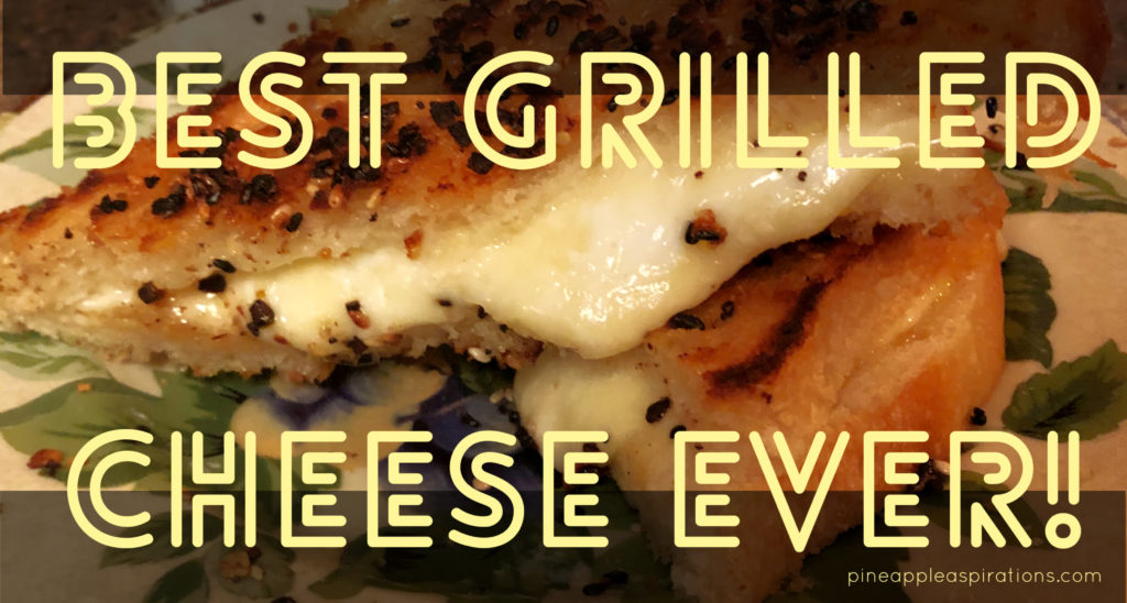 Best Grilled Cheese Ever!